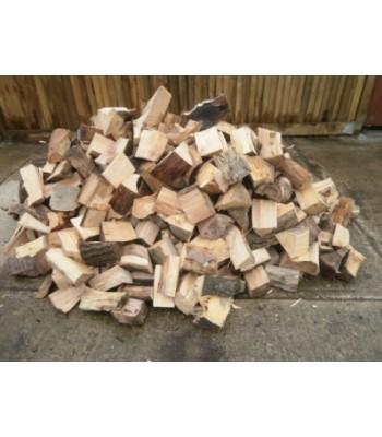 2 builders Bags of Logs